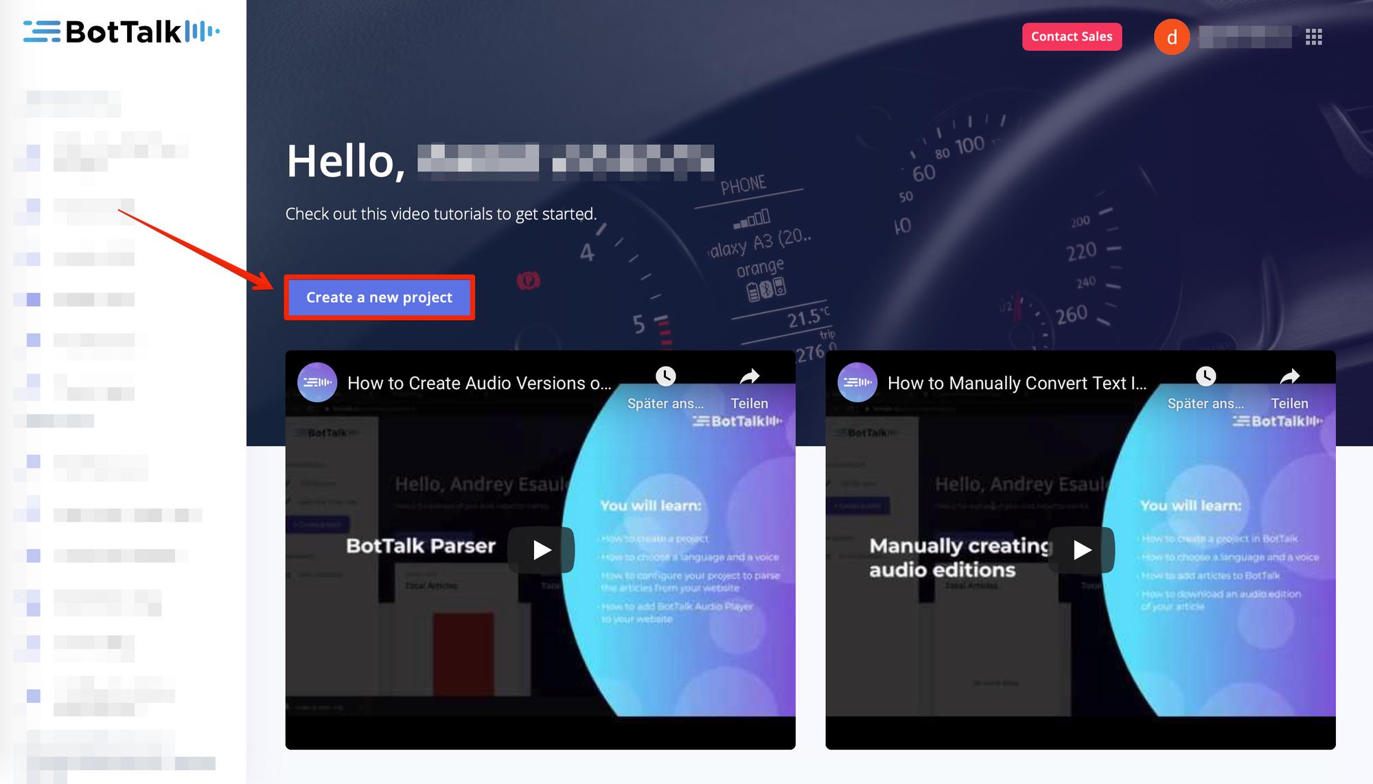 BotTalk-homepage-TTSprovider