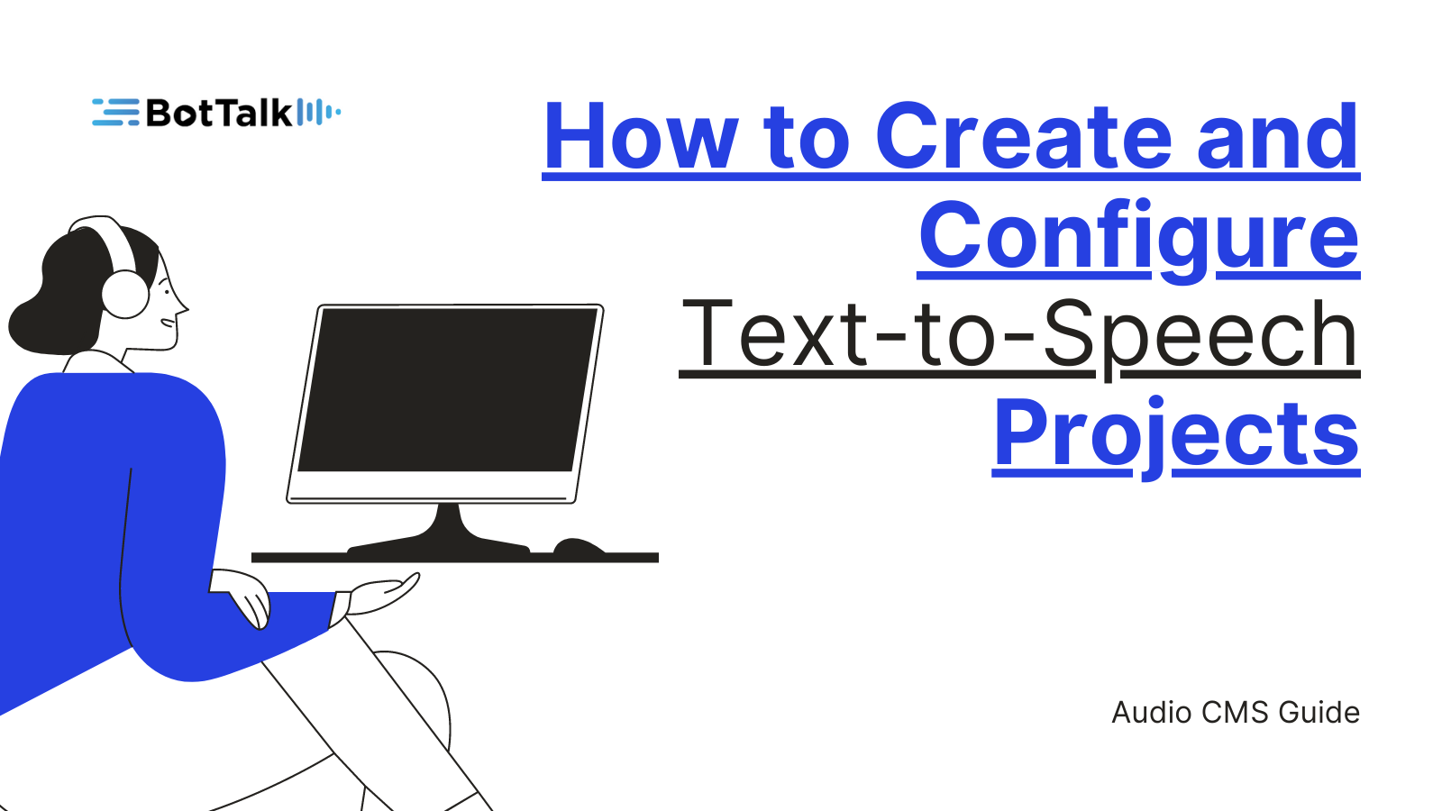 [Docs] How to Create and Configure Text-to-Speech Projects
